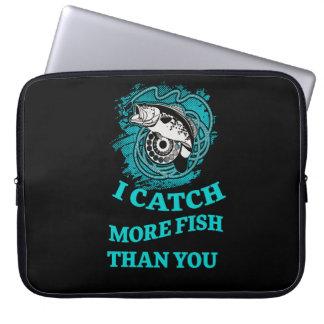 Fishing Laptop Sleeves