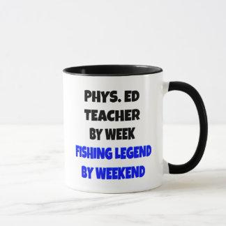 Fishing Legend Physical Education Teacher