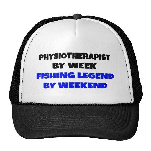 Fishing Legend Physiotherapist Hats