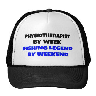 Fishing Legend Physiotherapist Hats