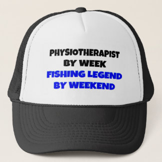 Fishing Legend Physiotherapist Trucker Hat