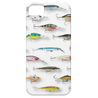 Fishing Lures iPhone 5 Cover