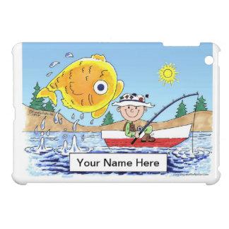 Fishing, Male Case For The iPad Mini