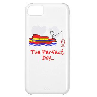 Fishing Man Boat iPhone 5C Case