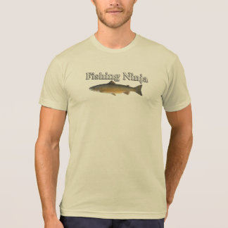 Fishing Ninja T-shirt
