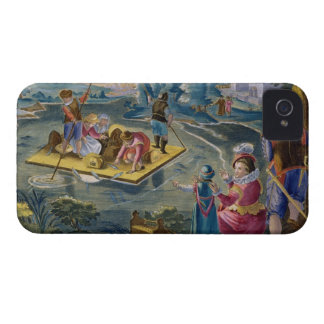 Fishing on a Lake at Night, plate 101 from 'Venati Case-Mate iPhone 4 Cases