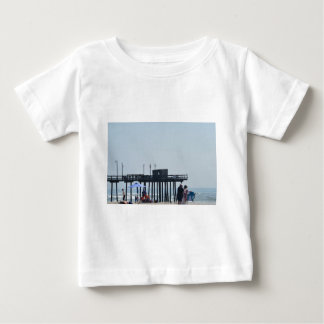 fishing peer baby T-Shirt