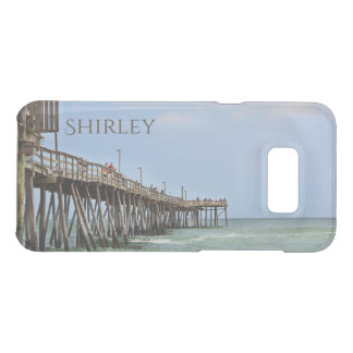 Fishing Pier by Shirley Taylor Uncommon Samsung Galaxy S8 Plus Case