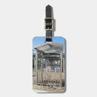 Fishing Poles Luggage Tag
