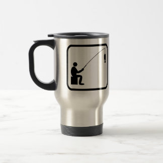 Fishing Pro Travel Mug