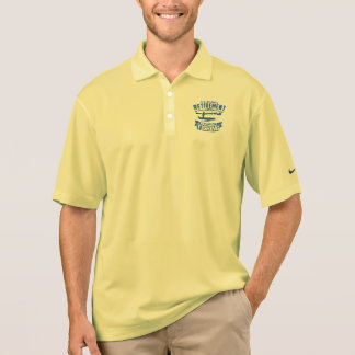 Fishing Retirement Polo Shirt