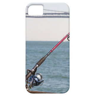 Fishing Rod on the Pier in San Francisco Bay Case For The iPhone 5
