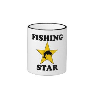 Fishing Star Coffee Mug