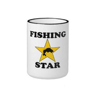 Fishing Star Coffee Mugs