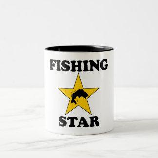 Fishing Star Mug