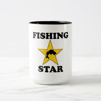 Fishing Star Mugs