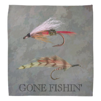 FISHING THEME BANDANA
