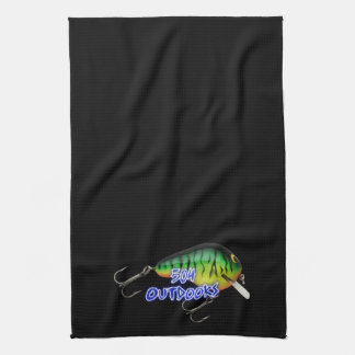"Fishing Towel 16"" x 24"""