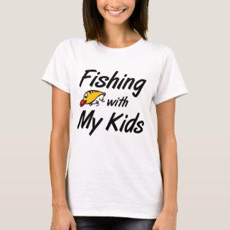 Fishing With My Kids T-Shirt