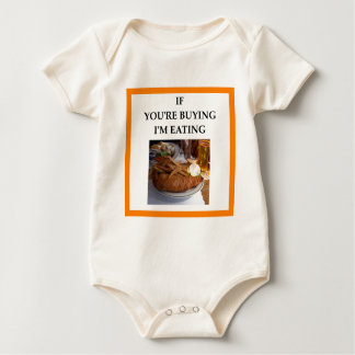 FISHNCHIPS BABY BODYSUIT
