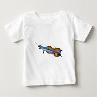 Fisholin V1 - instrumental fish Baby T-Shirt