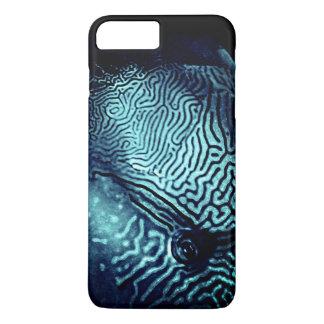 Fishskinned Abstract Dark Cover