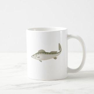 Fishy Fish Fishing Fisher Trout Coffee Mug