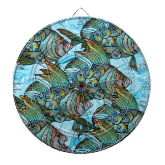 Fishy Fishy Dartboard