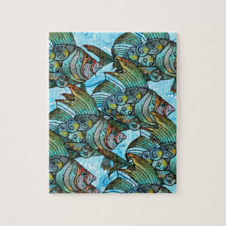 Fishy Fishy Jigsaw Puzzle