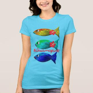 Fishy news contest by LaGuamayanie© T-Shirt