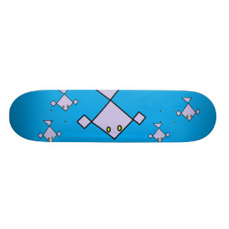 Fishy SK8 Deck Skateboard Decks