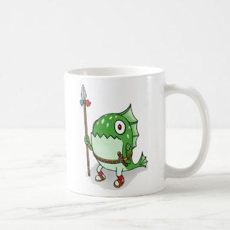 Fishy Soldier Mug Basic White Mug