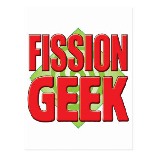 Fission Geek v2 Post Cards