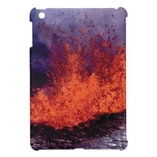 fissure of lava crack cover for the iPad mini