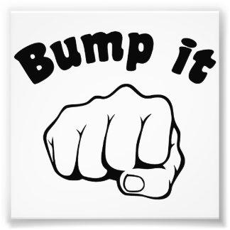 Fist Bump It Photograph