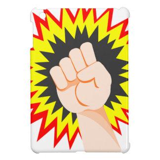 Fist Hand Strength Arm Power Energy Punch iPad Mini Case