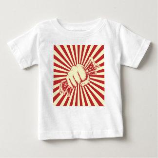 Fist Holding Cash Baby T-Shirt