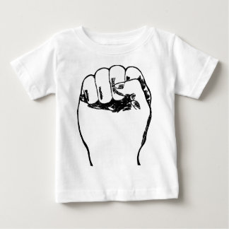 Fist in the air baby T-Shirt