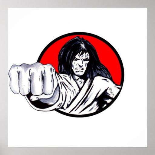 Fist of Revenge Posters