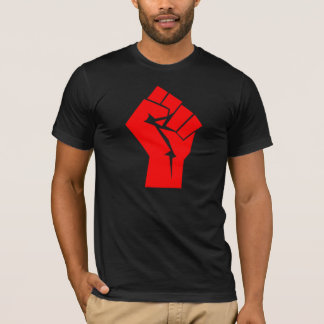 Fist Power of the People T-Shirt Vintage Tee Co.