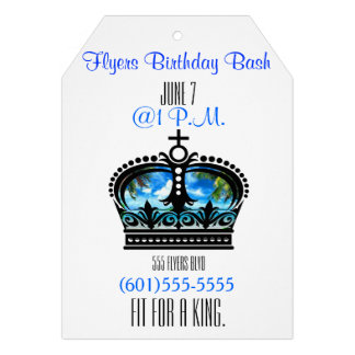 Fit for a King Invitations