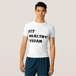 fit healthy vegan T-Shirt