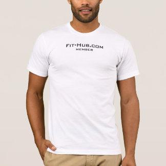 Fit-Hub Member Athletic-fit T T-Shirt