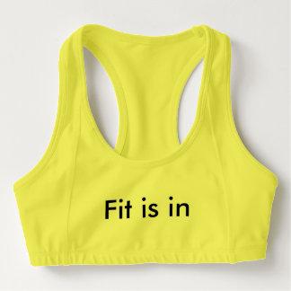 Fit is BH Sports Bra