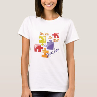 Fit Well Together T-Shirt