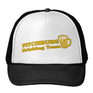 Fitchburg Drinking Team tee shirts Hat