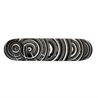 Fith Circle Custom Skate Board