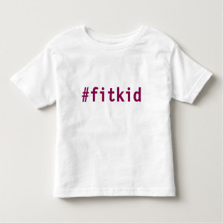 #fitkid T-shirt