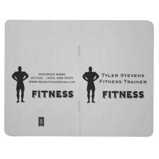 Fitness Bodybuilder Pocket Journal