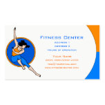 Fitness Centre Pack Of Standard Business Cards